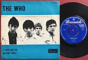 The WHO - A legal matter Holland PS 1966