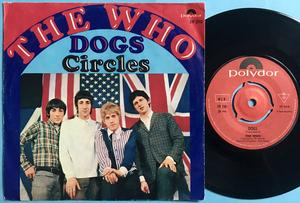 The WHO - Dogs Norsk PS 1969