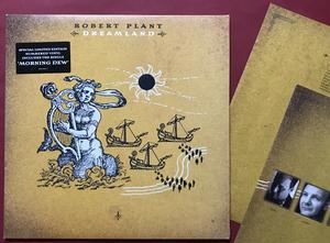 ROBERT PLANT (LED ZEPPELIN) - Dreamland UK/EU-orig 2LP 2002
