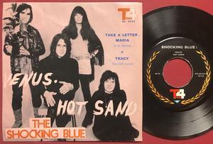 SHOCKING BLUE - Venus +3 IRAN(!) EP 1969