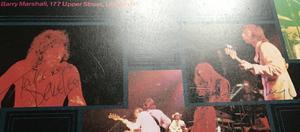 MAN - Maximum darkness SIGNERAD UK-orig LP 1975