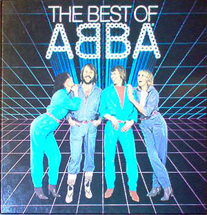 Best of ABBA UK Box