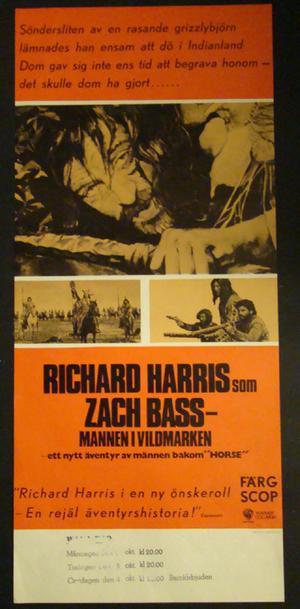 MAN IN WILDERNESS (RICHARD HARRIS)