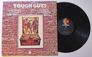 Tough Guys - Isaac Hayes O.S.T / LP
