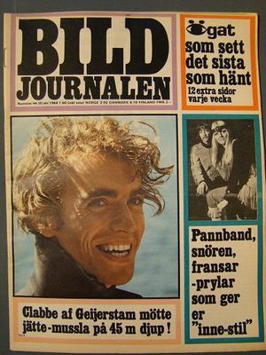 BILDJOURNALEN nr 44 1968
