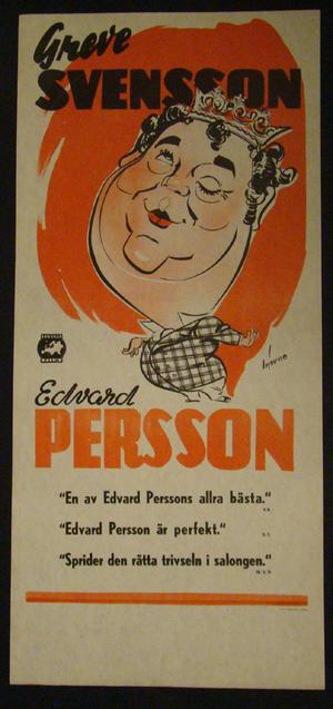 GREVE SVENSSON (EDVARD PERSSON)