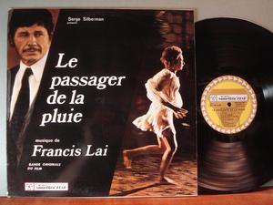 LE PASSAGER DE LA PLUIE O.S.T. Franche 1970