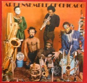 ART ENSEMBLE OF CHICAGO With Fontanella Bass LP