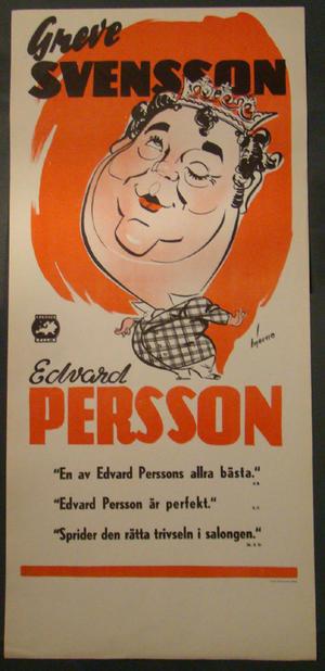 GREVE SVENSSON (EDWARD PERSSON)