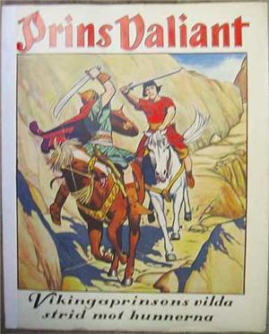 PRINS VALIANT 1946 - Vikingaprinsens vilda strid