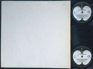"BEATLES - ""Vita dubbeln"" UK-orig stereo 2LP 1968"
