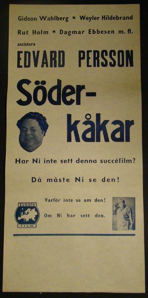 SÖDERKÅKAR (1932)