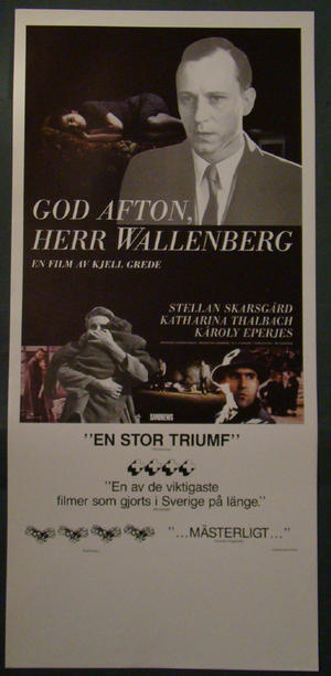 GOD AFTON HERR WALLENBERG (STELLAN SKARSGÅRD)
