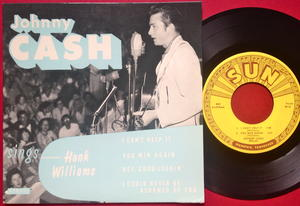 Nostalgipalatset Johnny Cash Sings Hank Williams Us