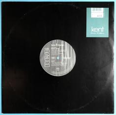 KENT - Verkligen 1:a LP orig 1995