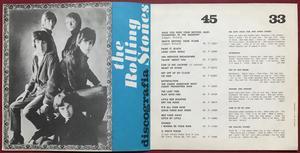 ROLLING STONES - Mother´s little helper Italy PS 1966