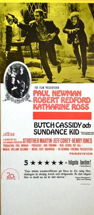BUTCH CASSIDY & SUNDANCE KID (1969)
