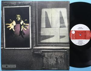 PUGH ROGEFELDT - Pughish Swe-orig PROMO LP 1970