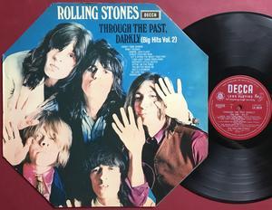 ROLLING STONES - Through the past darkly MONO UK-orig LP 1969