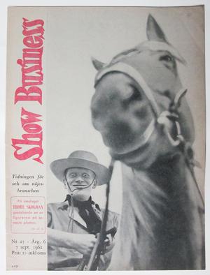 SHOW BUSINESS - 1962 nr 25