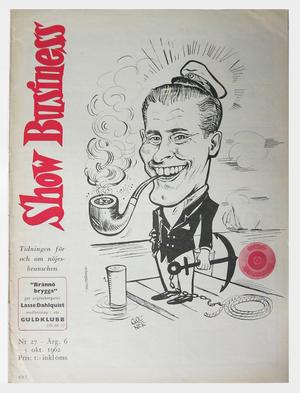 SHOW BUSINESS - 1962 nr 27
