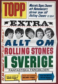 TOPP - No 3 1965 ROLLING STONES