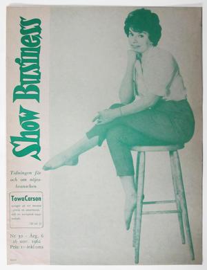 SHOW BUSINESS - 1962 nr 30