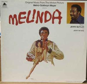 """MELINDA"" Soundtrack 1972 LP"