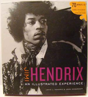 JIMI HENDRIX - An illustrated experience
