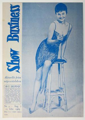 SHOW BUSINESS - 1963 nr 3