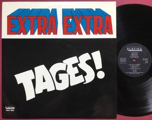 TAGES - Extra extra Swe-orig LP 1966
