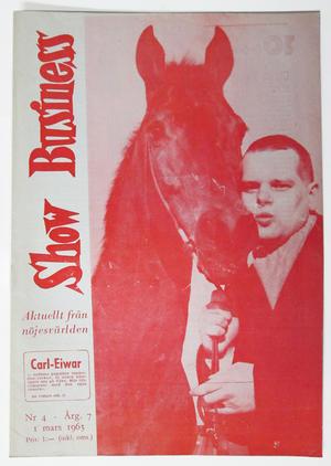 SHOW BUSINESS - 1963 nr 4