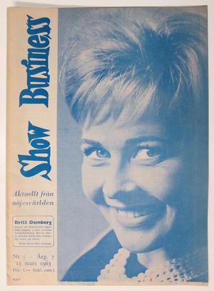 SHOW BUSINESS - 1963 nr 5