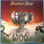STATUS QUO - Quo LP 1974 SIGNERAD