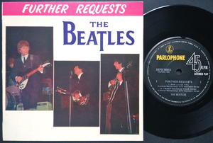 "BEATLES - ""Further requests"" Australien EP 1964"