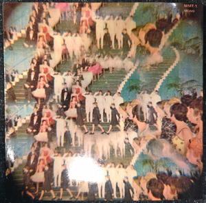 BEATLES - Magical Mystery Tour UK MONO 2-EP 1967