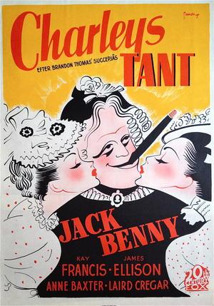 CHARLEYS TANT (1941)