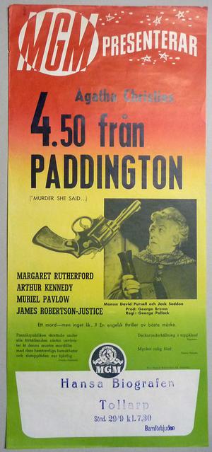 4.50 FRÅN PADDINGTON (1961)