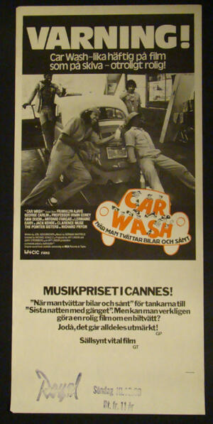 CAR WASH (RICHARD PRYOR)