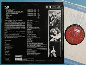 """EGG - """"same"""" UK-orig LP 1969"""