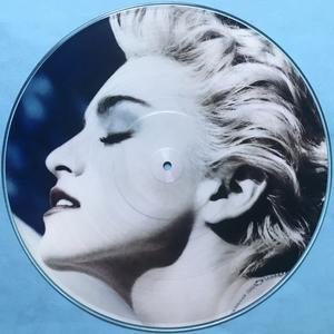 MADONNA - True blue Japan-orig BILDSKIVA 1986