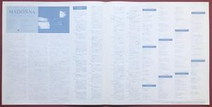 MADONNA - True blue Japan-orig BILDSKIVA 1986