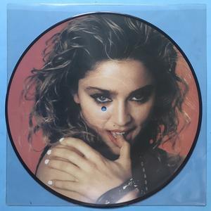 MADONNA - I can sing like a virgin.. BILDSKIVA 1985