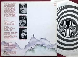 """CLEAR BLUE SKY - """"same"""" UK-orig Vertigo LP 1970"""
