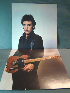 BRUCE SPRINGSTEEN AND THE E STREET BAND TURNEPROGRAM 1981