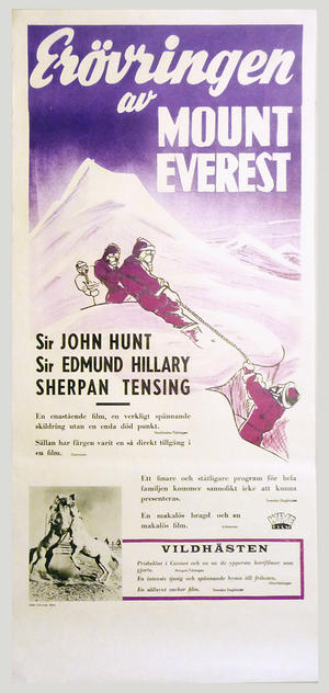 THE CONQUEST OF EVEREST (1953)