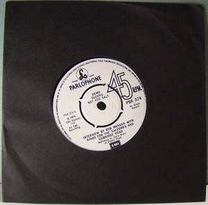 RINGO STARR - Only you 45 UK-1974 DEMO only ULTRA RARE!
