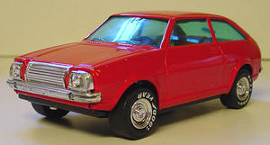 Mazda 323 GLC Tin car