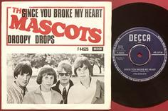 MASCOTS - Since you broke my heart Swe PS 1966