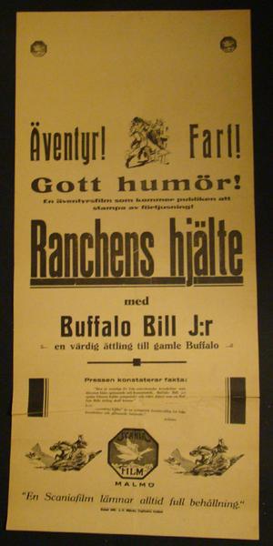 RANCHENS HJÄLTE MED BUFFALO BILL J:R (1930)